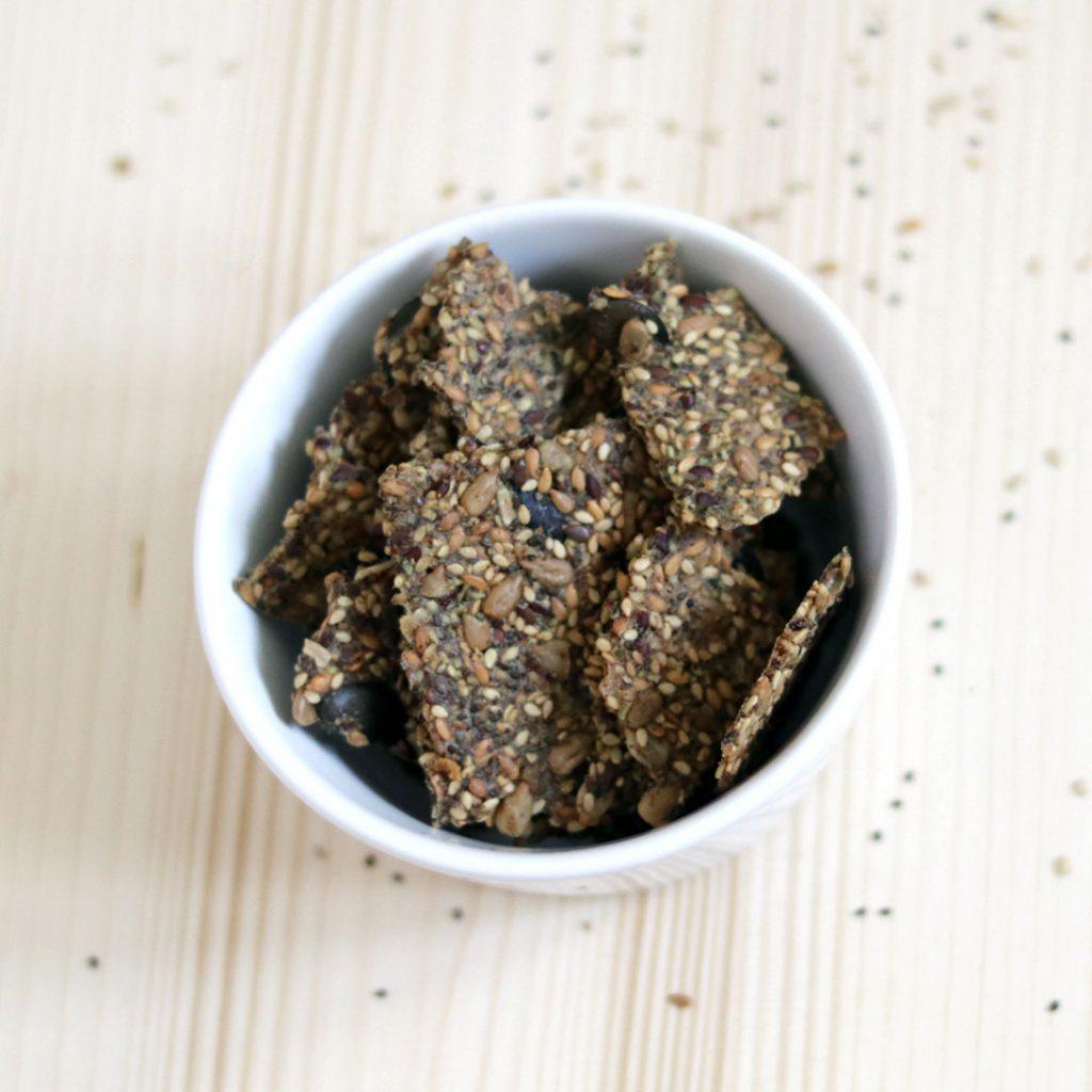 Nutri Kulti slane grickalice krekeri 1000 sjemenki